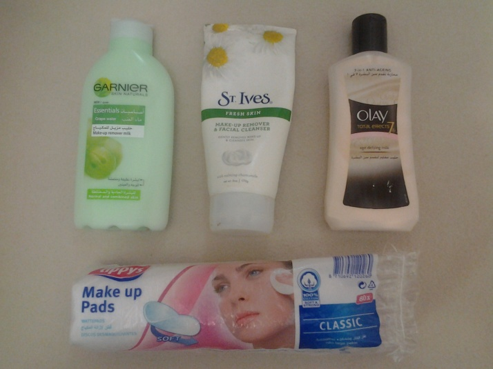 My favorite make up removers and more!
