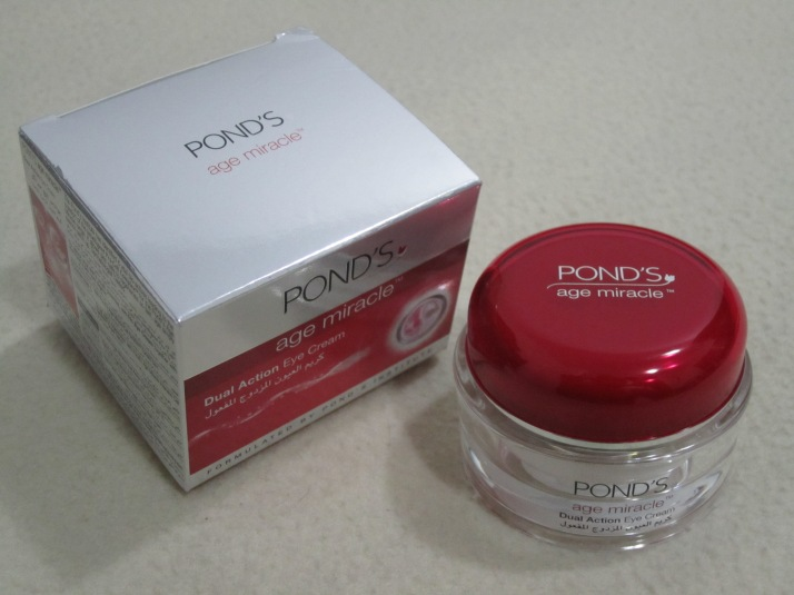 Review: Ponds Age Miracle products!