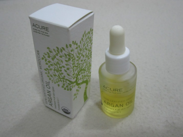 iHerb haul #1 - Skincare oils!