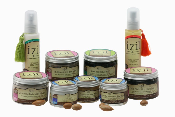 Izil Natural Argan Beauty launches in the UAE!