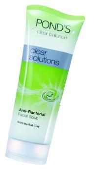Ponds_Clear Balance_Clear Solution_Facial Foam
