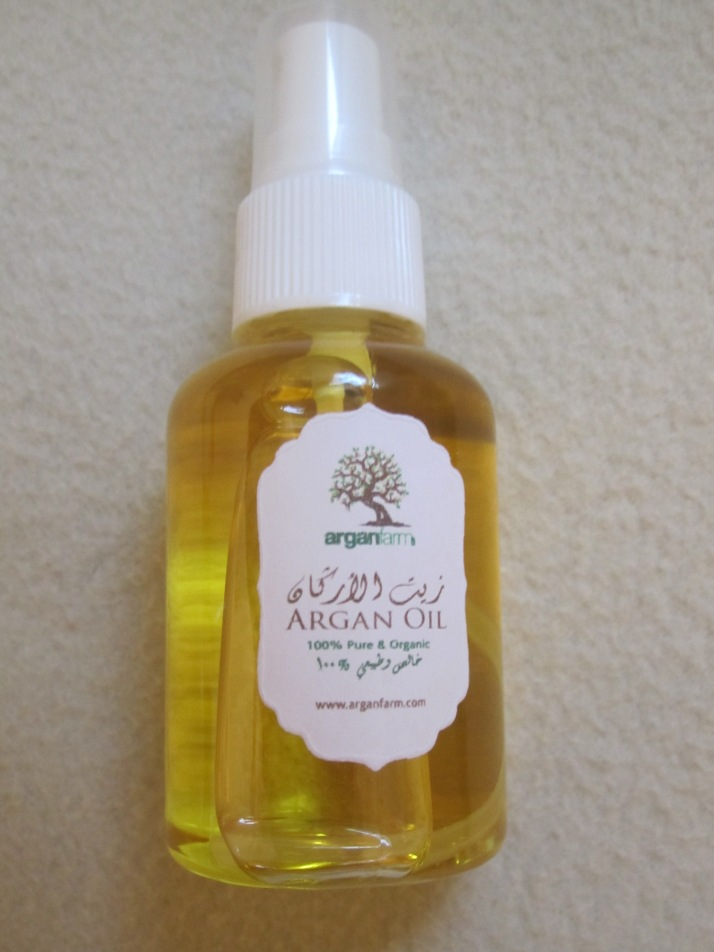 Review: Argan oil from Arganfarm plus a DIY Rhassoul clay face mask!
