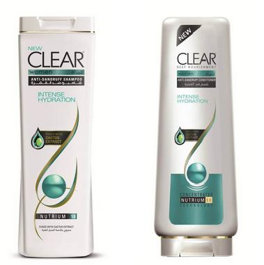 Clearshampooconditioner