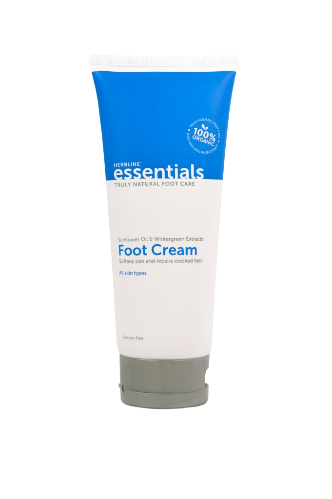 Herbline Essentials Foot Cream