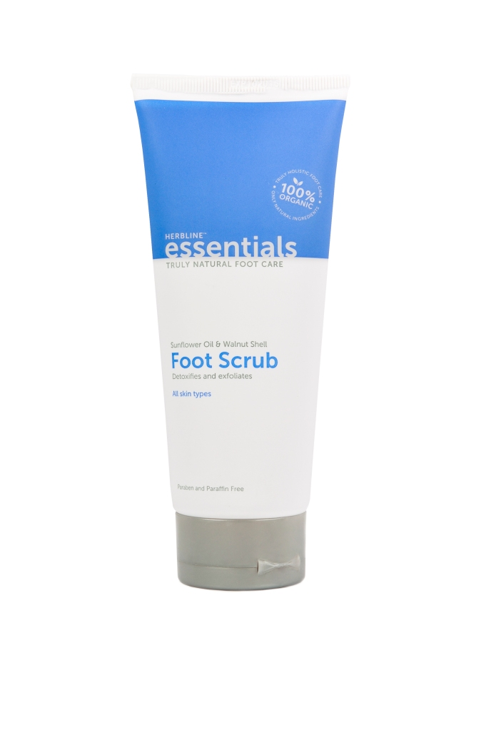 Herbline Essentials Foot Scrub