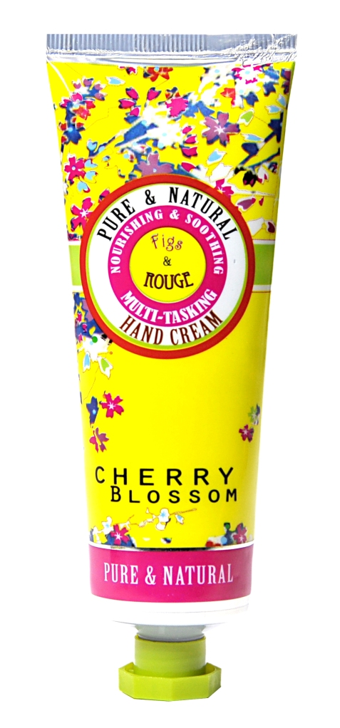 Natural Cherry Blossom Hand Cream