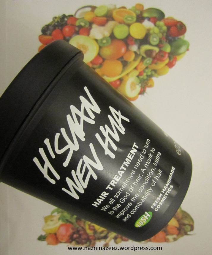 Review: H'Suan Wen Hua from Lush!