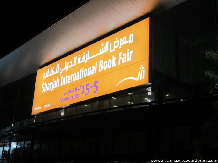 Sharjah International Book Fair 2014!